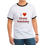 I Love Ujung Pandang Ringer T