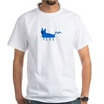 Cat-O-Blue T-Shirt
