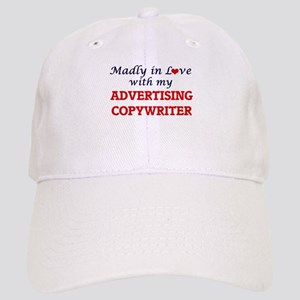 Madly in love with my Advertising Copywriter Cap
