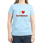 I Love Surabaya Women's Light T-Shirt