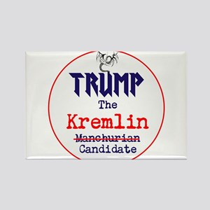 Trump the Kremlin candidate Magnets