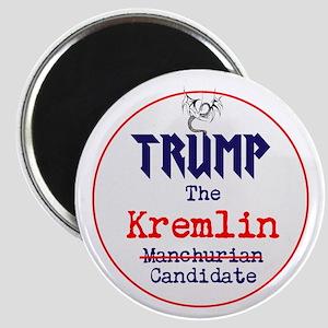 Trump the Kremlin candidate Magnets