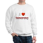 I Love Semarang Sweatshirt