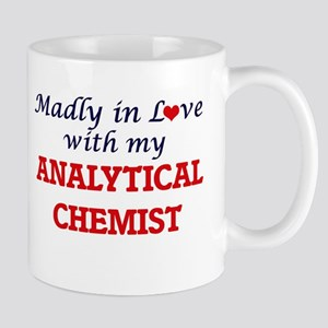 Madly in love with my Analytical Chemist Mugs
