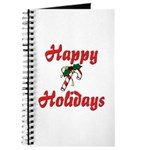 Happy Holidays Journal