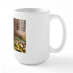 Daffodils Large Mug