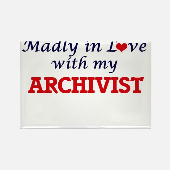 Madly in love with my Archivist Magnets