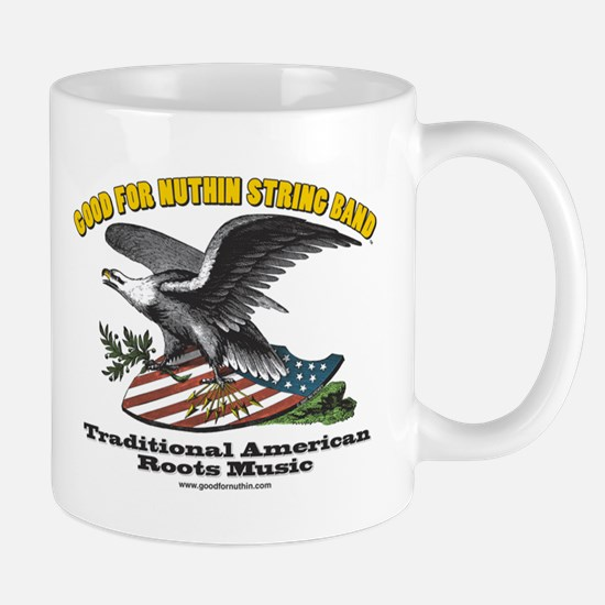 Good for Nuthin String Band Eagle Mug
