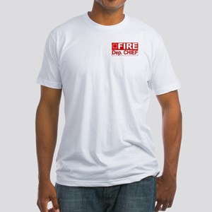 Fire Deputy Chief Fitted T-Shirt