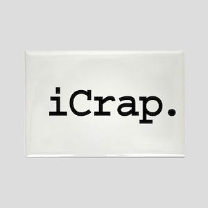 iCrap. Rectangle Magnet