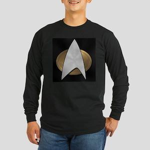 STARTREK TNG METAL 5 Long Sleeve T-Shirt