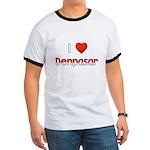I Love Denpasar Ringer T
