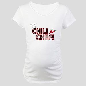 Chili Chef Maternity T-Shirt