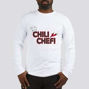 Chili Chef Long Sleeve T-Shirt