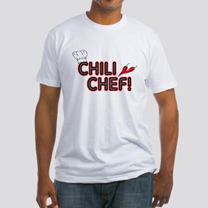 Chili Chef Fitted T-Shirt
