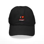 I Love Bogor Black Cap