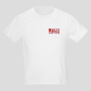 Fire Captain Kids Light T-Shirt