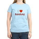 I Love Bandung Women's Light T-Shirt