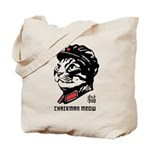 Chairman Meow - Cat Propaganda Tote Bag