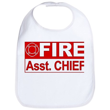 Fire Assistant Chief Bib