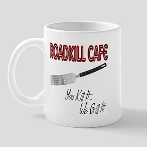 Roadkill Cafe Mug