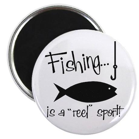 Fishing... Magnet