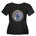 Tree of Life Spring Plus Size T-Shirt