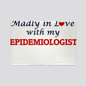 Madly in love with my Epidemiologist Magnets