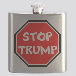 stop trump, anti trump Flask