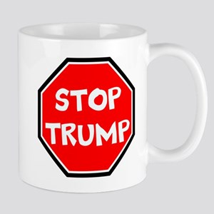 stop trump, anti trump Mugs
