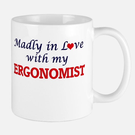 Madly in love with my Ergonomist Mugs
