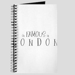 Famous in London Journal