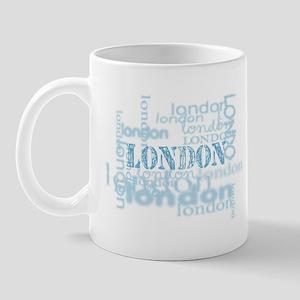 london display Mug