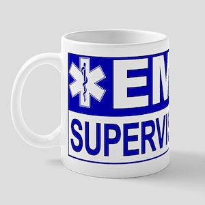 EMS Supervisor Mug