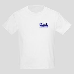 EMS Supervisor Kids Light T-Shirt