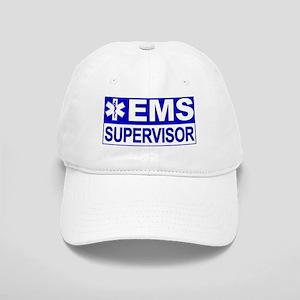 EMS Supervisor Cap