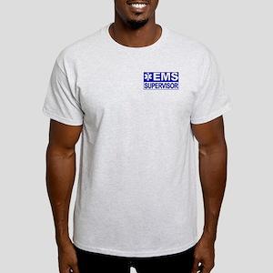 EMS Supervisor Light T-Shirt