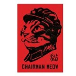 Chairman Meow -Cat Postcards (Package of 8)