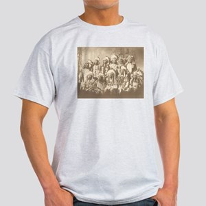 Little Wound and Chiefs Ash Grey T-Shirt