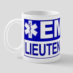 EMS Lieutenant Mug