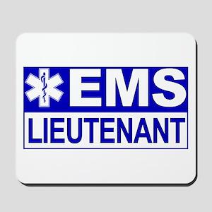 EMS Lieutenant Mousepad