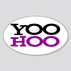 YOOHOO! - PARODY Sticker