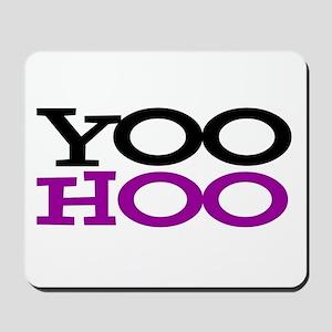 YOOHOO! - PARODY Mousepad