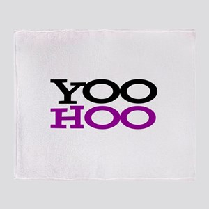 YOOHOO! - PARODY Throw Blanket