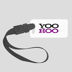 YOOHOO! - PARODY Small Luggage Tag
