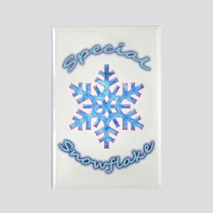 Special Snowflake Magnets