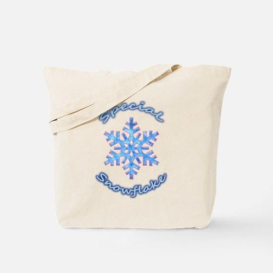 Special Snowflake Tote Bag