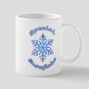 Special Snowflake Mugs