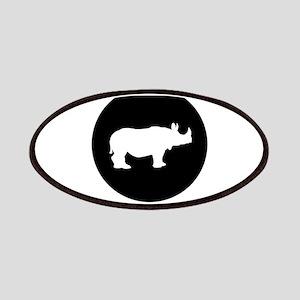 Rhinoceros Patch
