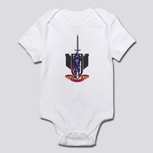 Knight of the Thin Blue Line Infant Bodysuit